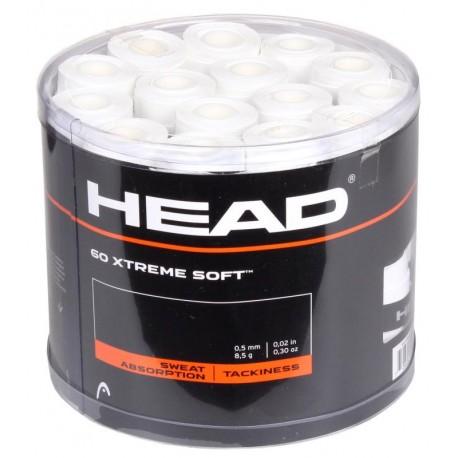 Tenisová omotávka HEAD Xtreme Soft white X60