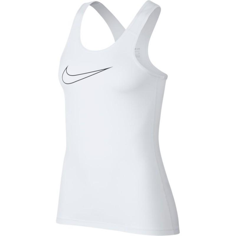 fcbb7c70bab Dámské tílko Nike Pro Tank Vcty white - Tenissport Březno
