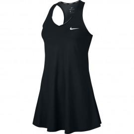 Dámské tenisové šaty Nike Court Pure black