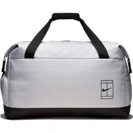 Sportovní taška Nike Advantage Tenis Duffel VAST GREY/BLACK