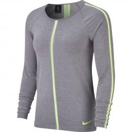 Dámské tričko Nike Pro HyperCool grey