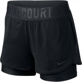 Dámské tenisové šortky Nike Dry Ace black