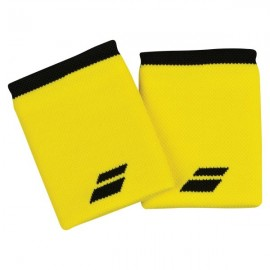 Potítka Babolat Logo Jumbo yellow