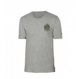 Dětské tenisové tričko Nike Sick ´Em grey