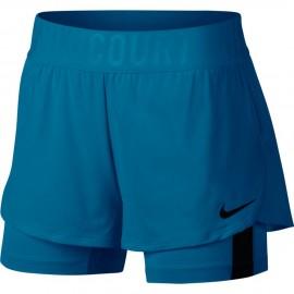Dámské tenisové šortky Nike Dry Ace NEO TURQ