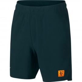 Chlapecké tenisové šortky Nike RF Flex Ace MIDNIGHT SPRUCE/GUAVA ICE