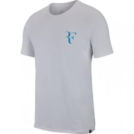 Pánské tenisové tričko Nike RF White