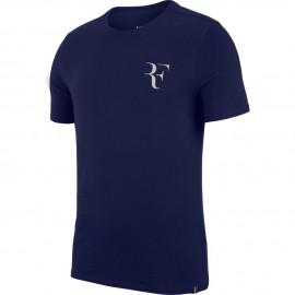 Pánské tenisové tričko Nike RF BLUE VOID