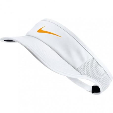 Kšilt Nike AeroBill  WHITE/GOLD LEAF