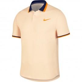 Pánské tenisové tričko Nike Advantage GUAVA ICE