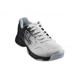 Pánská tenisová obuv Wilson Kaos Stroke white/black