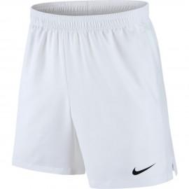 Pánské tenisové šortky Nike Court Dry WHITE
