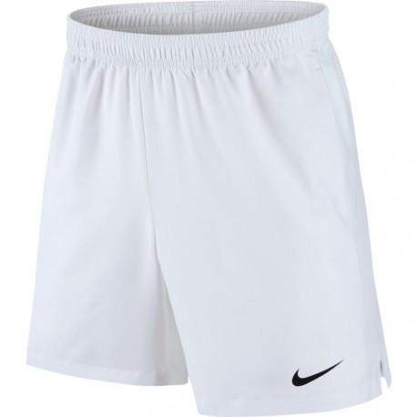 Pánské tenisové šortky Nike Court Dry 7´WHITE