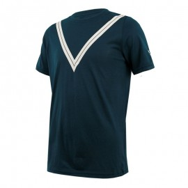 Chlapecké tenisové tričko Nike Court Dry RF MIDNIGHT SPRUCE/GUAVA ICE