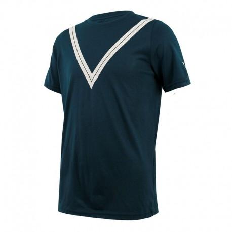 Chlapecké tenisové tričko Nike RF MIDNIGHT SPRUCE