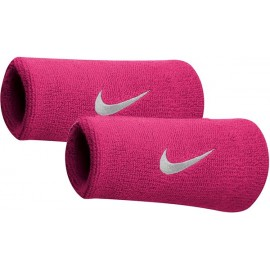 Potítka Nike swoosh doublewide vivit pink