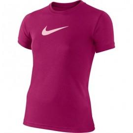 Dívčí tričko Nike Legend Fuchsia