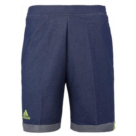 Pánské tenisové šortky adidas Homme ML Bermuda Blue