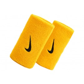 Potítka Nike swoosh doublewide Yellow
