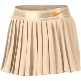 Dívčí tenisová sukně Nike Victory GUAVA ICE/ORANGE PEEL