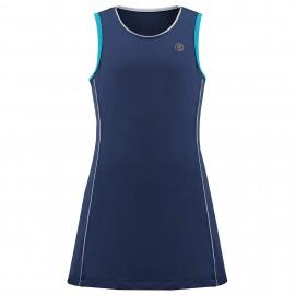 Dívčí tenisové šaty Poivre Blanc white marina blue