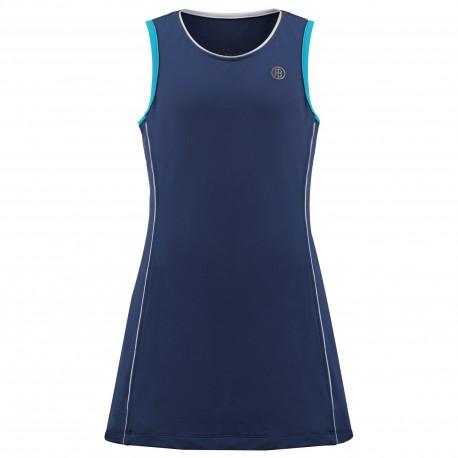 Dívčí tenisové šaty Poivre Blanc marina blue
