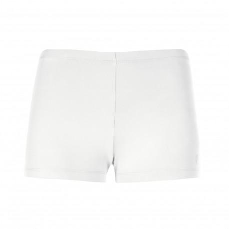 Dívčí tenisové šortky Poivre Blanc white