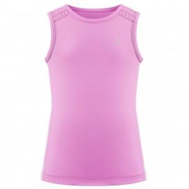 Dívčí tenisové tričko Poivre Blanc Sakura pink