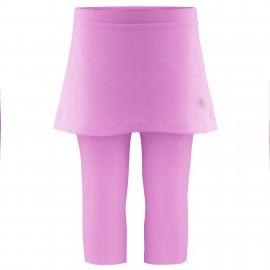 Dívčí tenisová sukně Poivre Blanc sakura pink