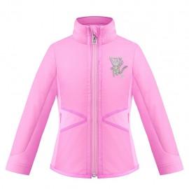 Dětská bunda  Poivre Blanc sakura pink
