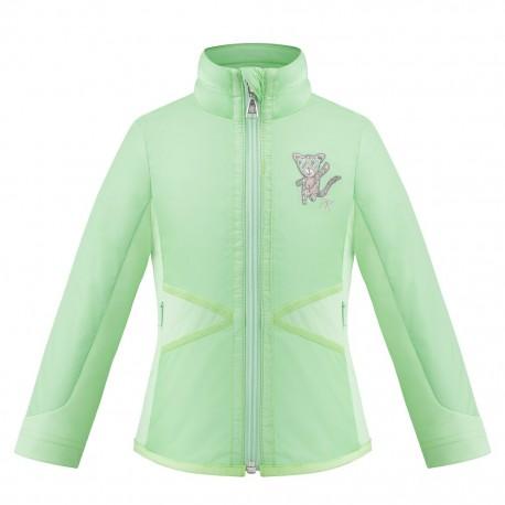 Dětská bunda  Poivre Blanc spring green