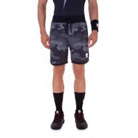 Pánské tenisové šortky Hydrogen Tech Camo Black