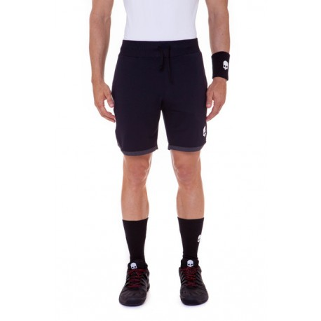 Pánské tenisové šortky Hydrogen Reflex tech black