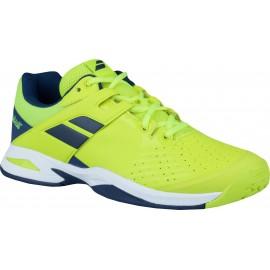 Tenisová obuv Babolat Propulse AC junior yellow