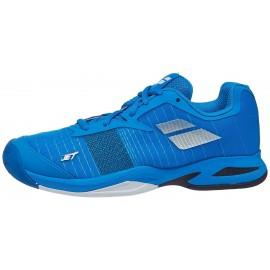 Tenisová obuv Babolat Jet AC  junior Blue