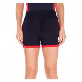 Dámské tenisové šortky Hydrogen Tech black