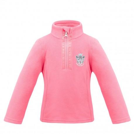 Dětská mikina Poivre Blanc Fleece pink