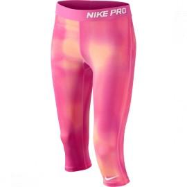 dětské legíny Nike 3/4 růžové