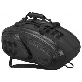 Tenisová taška Wilson Tour V 15 Pack black