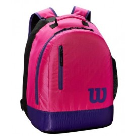 Tenisový batoh Wilson Youth Backpack 2019 pink