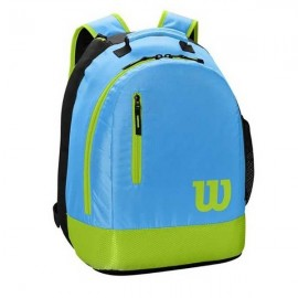 Tenisový batoh Wilson Youth Backpack 2019 blue