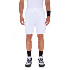 Pánské tenisové šortky Hydrogen Reflex Tech white
