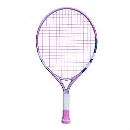 Dětská tenisová raketa Babolat B´Fly 19 purple