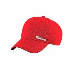 Kšiltovka Wilson Summer Cap red
