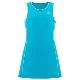 Dívčí tenisové šaty Poivre Blanc hawai blue
