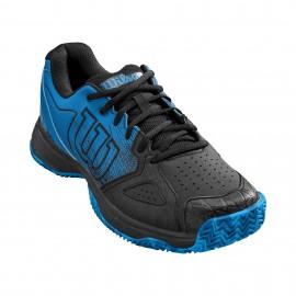 Pánská tenisová obuv Wilson Kaos Devo Clay Blue