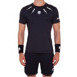 Pánské tričko Hydrogen Storm black