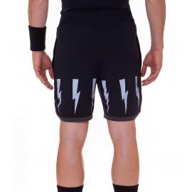 Pánské tenisové šortky Hydrogen Tech Storm black