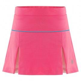 Dívčí tenisová sukně Poivre Blanc tbr pink