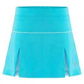 Dívčí tenisová sukně Poivre Blanc blue